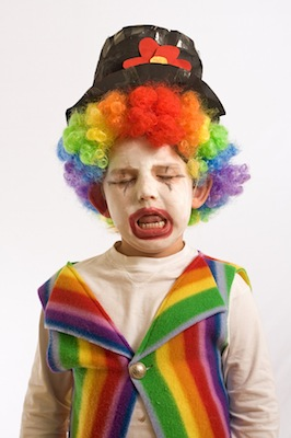 Calvin Clown