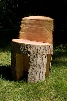 Chainsaw Chair