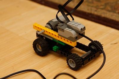 The Robotic Car