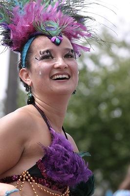 Samba Girasol Dancer