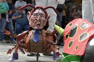 Bugs of mass distruction